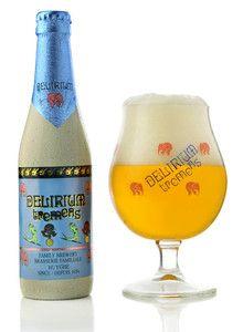 Delirium Tremens, 8.5% ABV #deliriumtremens #belgianbeer #brewedinbelgium #beertourism