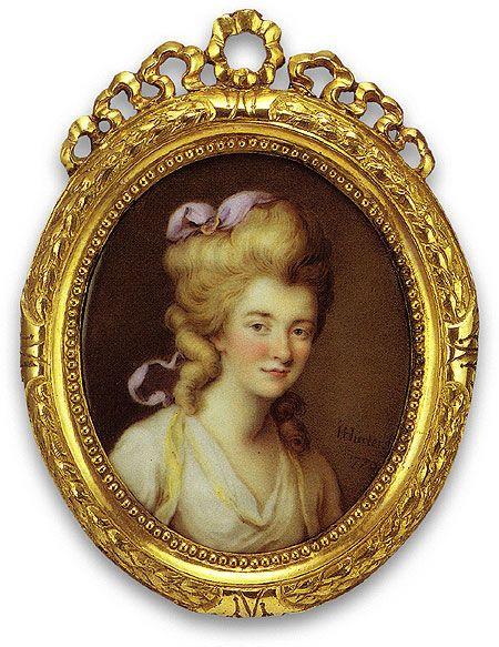 Georgiana Spencer duquesa de Devonshire