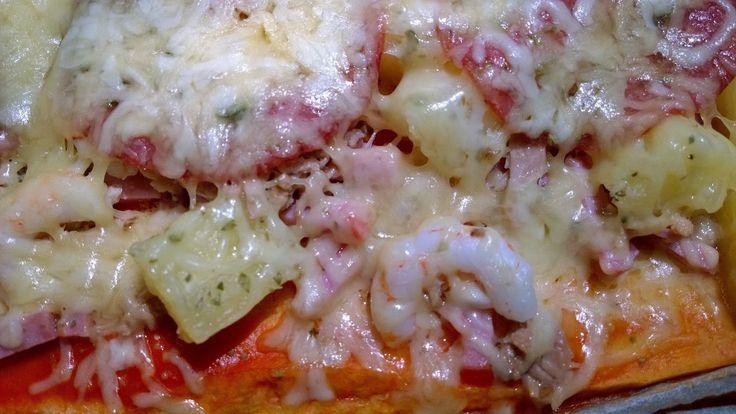 Kutsu vapauteen: Vähähiilihydraattinen pizza