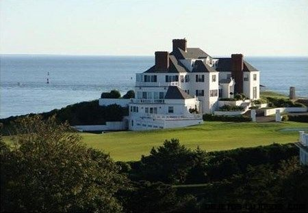 La nueva casa de Taylor Swift
