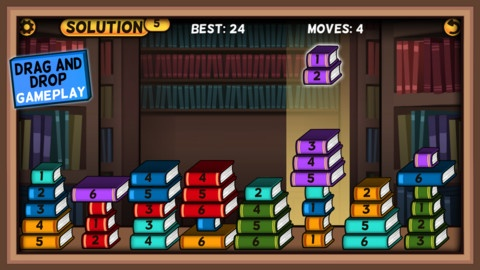 Book Towers app (ios- also avail for android)