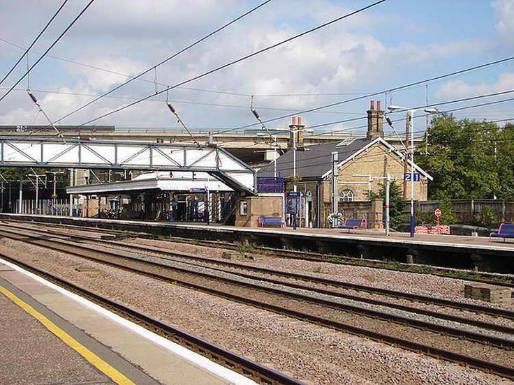 Huntingdon Railway Station serves the town of Huntingdon in Cambridgeshire…