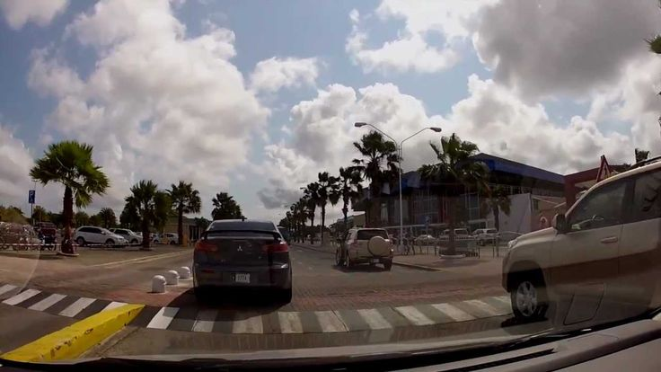 Back Streets to Aruba Airport