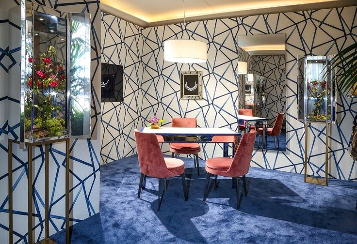 FLEXFORM FEEL GOOD CHAIRS, designed by Antonio Citterio furnish the exclusive #ChopardRooftop at the Hotel Martinez during the Festival de Cannes 2016.