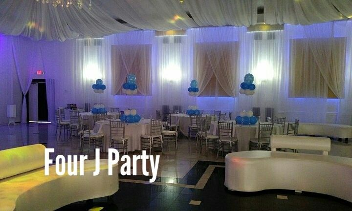 Center Pieces balloons  www.fourjparty.com #fourjparty #fourjeventsclub #fourjparty #decoration #balloons #miami #broward #Tent #Chairs #decoration #balloons #miami #broward #Tent #Chairs