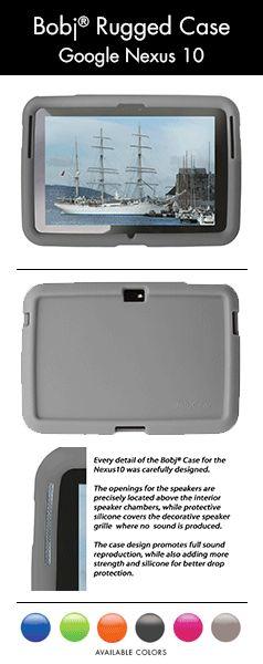 Bobjgear Rugged Case For Google Nexus 10 Http Www Com S Ref Nb Sb Noss Url Me A3sqai9bqy42f6 Field Keywords Bjgrglnxsc10 Pinterest