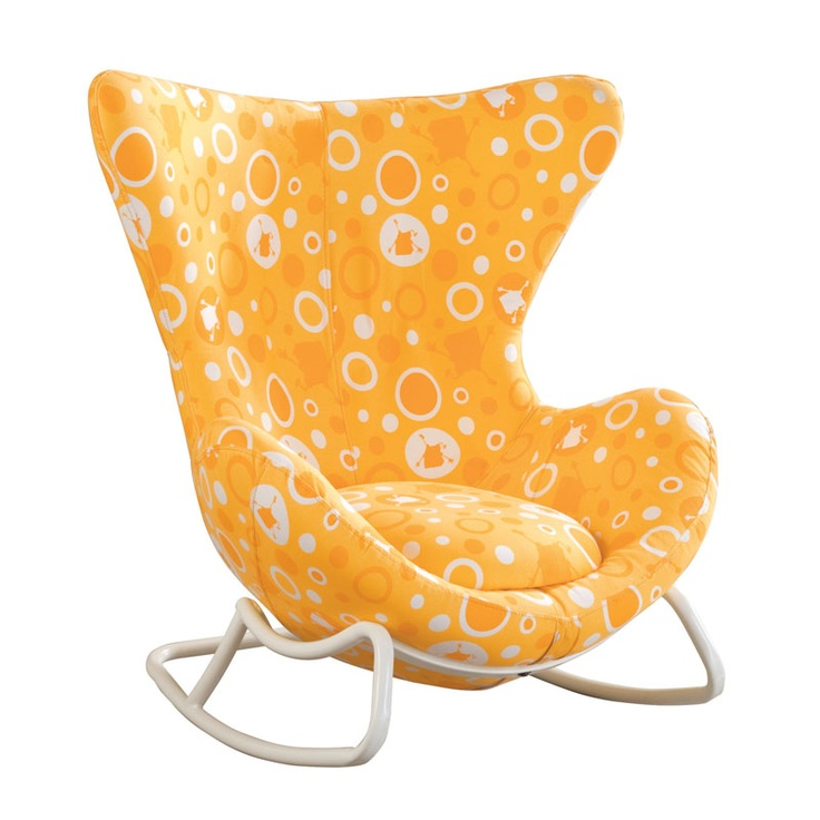 The color doesn't work but man what a cool chair | For the