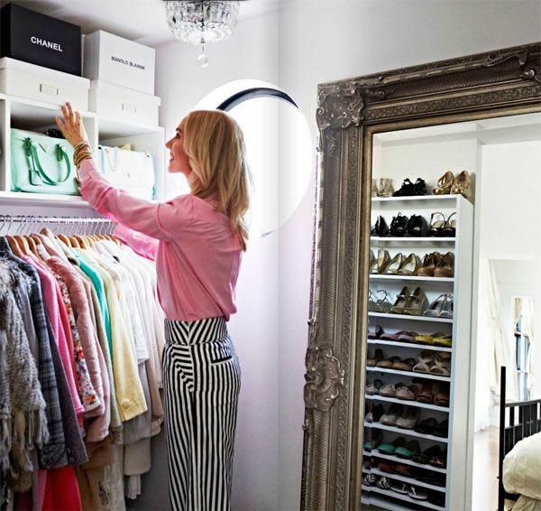 la casa perfecta del perfecto vestidor a home with the perfect closet vintage u