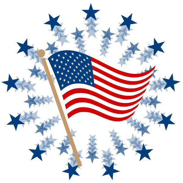 7 best patriotic images on pinterest fourth of july 4th of july rh pinterest com fourth of july clip art fireworks fourth of july clip art borders