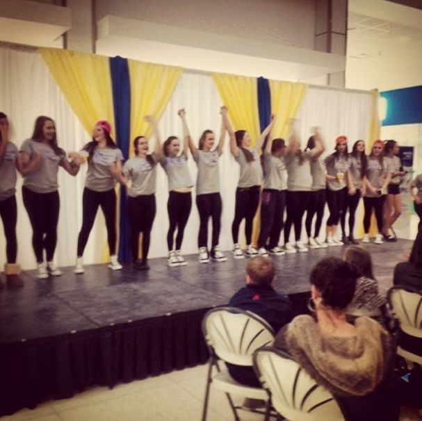 Kelly Van Gaver Dancers did what they do best!!! Did you watch it? #DIBLM #Sarnia #SLont #Dance