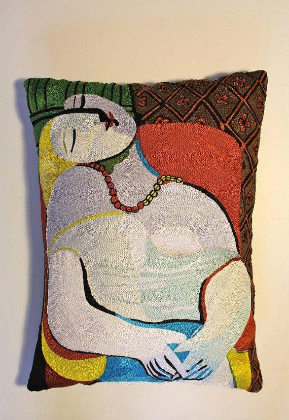 Interpretation Of The Dream, Pablo Picasso, Hand -2938