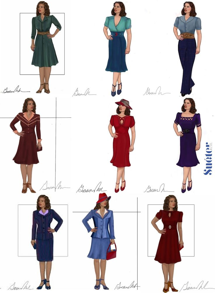 Agent Peggy Carter costume outfit                              …