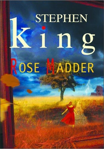 "Stephen King ""Rose Madder"" Am reading this now and can hardly put it down. Don't know how I missed it."