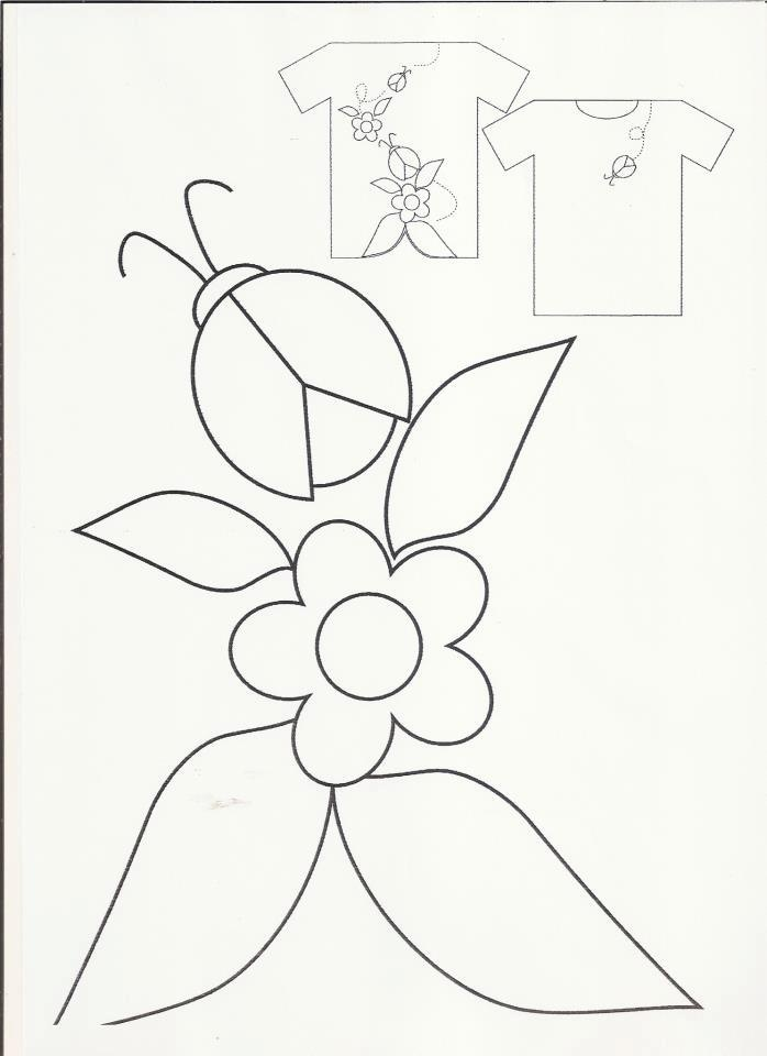 Adesivo De Unha Bailarina ~ Pin by María José on Plantillas,dibujos,patrones Pinterest Search, Rocks and Ladybugs