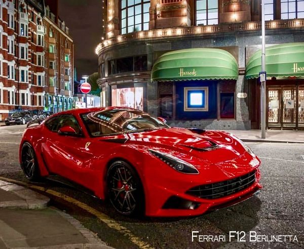 Ferrari F12 Berlinetta Top Speed 227mph Ferrarif12berlinetta Ferrari Ferrari Berlinetta Ferrari F12