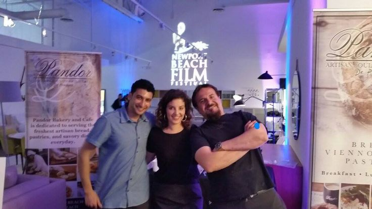Pandor Bakery at the Newport Beach Film Festival! #designwithinreach #pandorbakery http://ow.ly/4na68Q