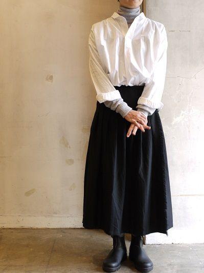 【yaeca / ヤエカ】の白シャツを使った春コーデまとめ☆ | folk - Part 2