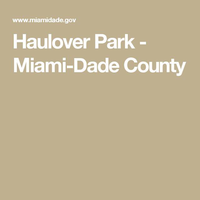 Haulover Park - Miami-Dade County