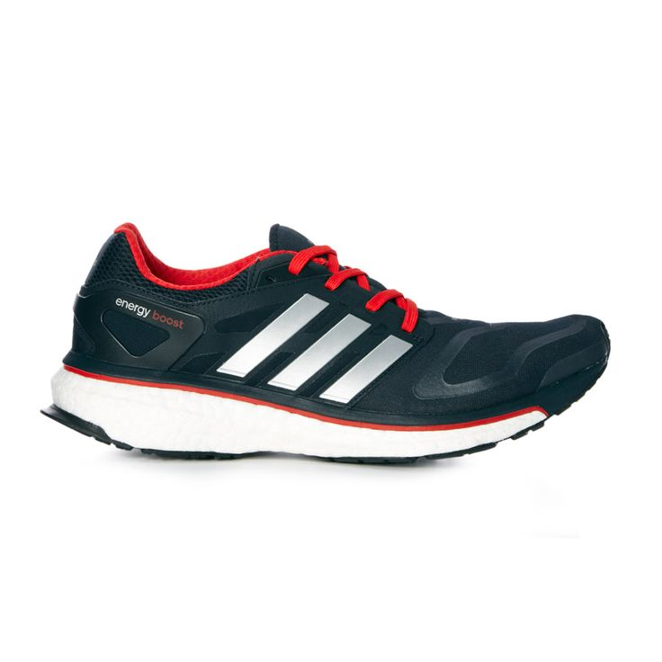 adidas Energy Boost Mens (Night Shale/Red/Grey)