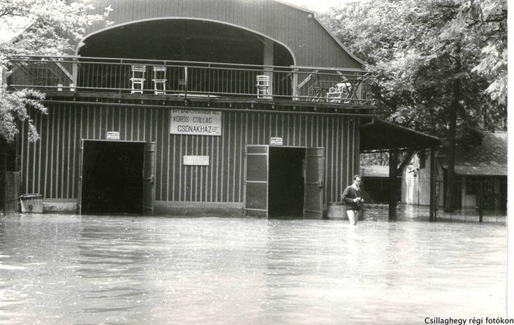 Római-part, árvíz