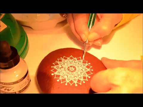 How To Paint Stones and Pebbles   DIY Cozy Home
