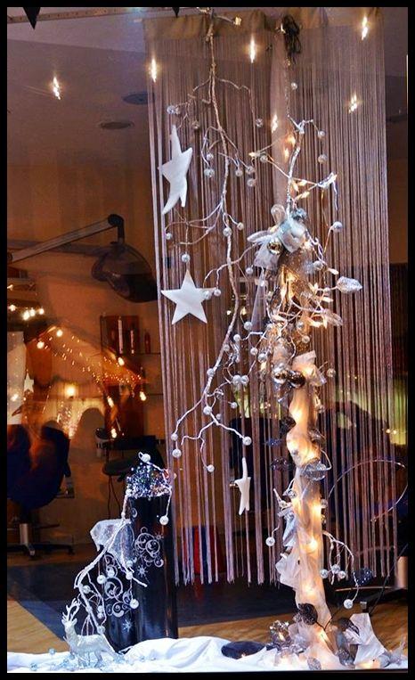 Schaufenster Herbst Und Weihnachten Creative Deko Des Webseite