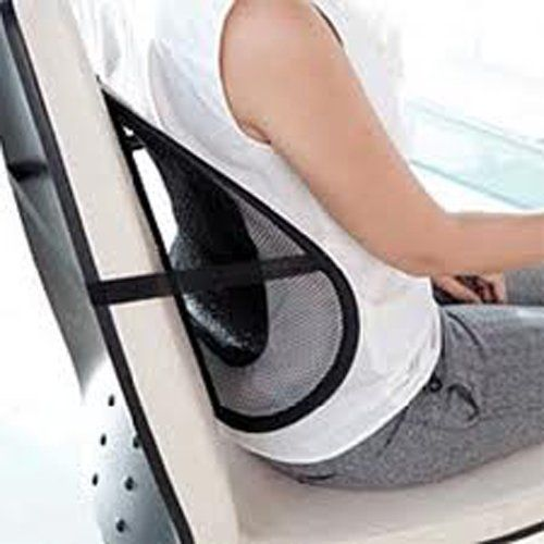 CostMad Super fort Mesh Lumbar Back Seat Sit Support System Pain Relief for fice Chair