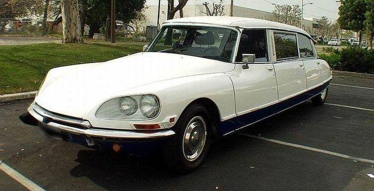 #Citroen DS limousine!