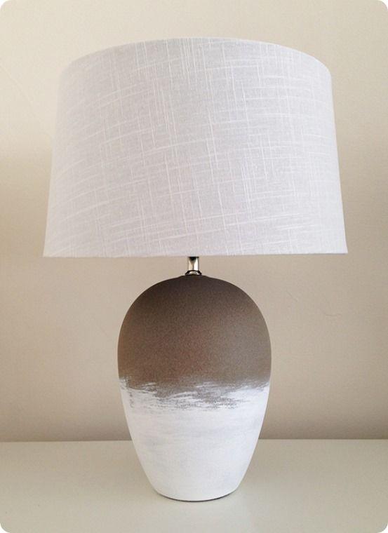 Anthropologie Inspired Lamp