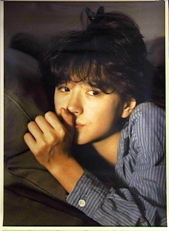 中森明菜 1986年カレンダー