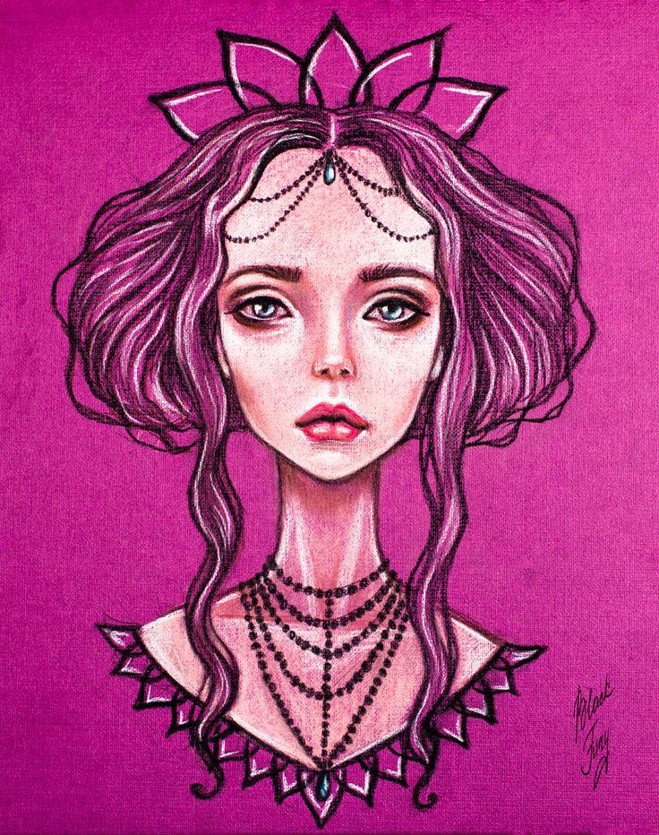Princess by BlackFurya on DeviantArt