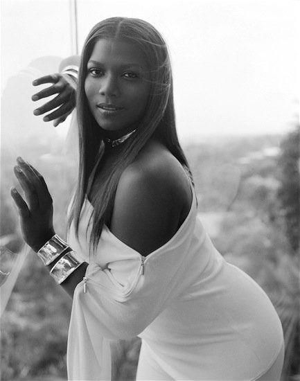 Queen Latifah // strong, gorgeous, beautiful Black women. a famous actor, and she actually started out her career as a rapper. (which I did not know until recently). I love how she presents herself with good character and morals. she is a good influence as a celebrity