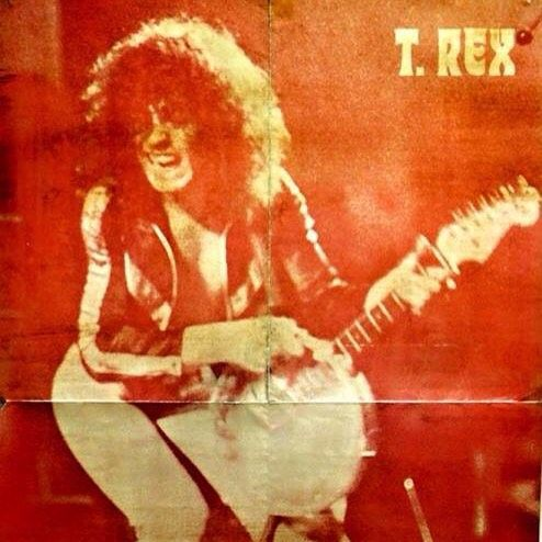 #getiton....in #1971 T.Rex Play #Newcastle #City #Hall as part of he #ElectricWarriors Tour Autumn #Tour #Poster #trex #marcbolan #marcbolanhungups