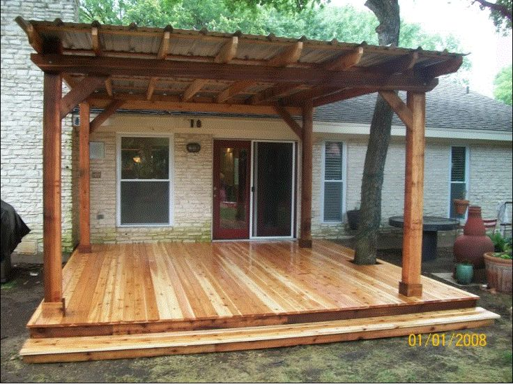 best 25+ patio roof ideas on pinterest | outdoor pergola, backyard ... - Wood Patio Ideas