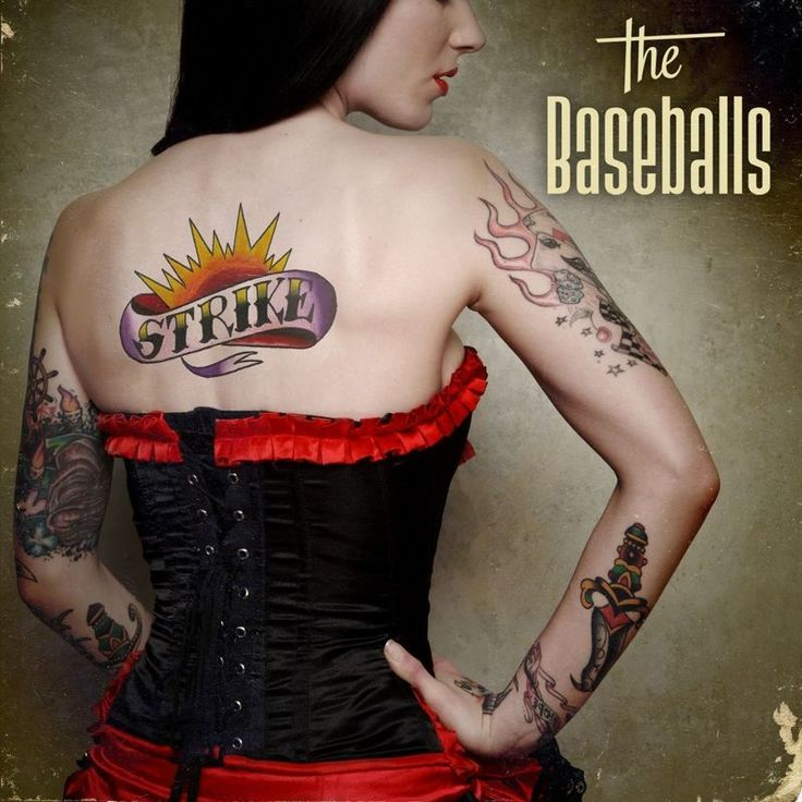 Hot'n Cold by The Baseballs - Strike! (Exclusive Version)