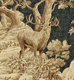 bastille reversible quilt cover set