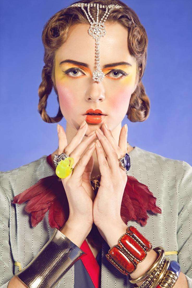 photographer: william chandra  stylist: willy  model: dana at VTM  mua: priscylla mirna