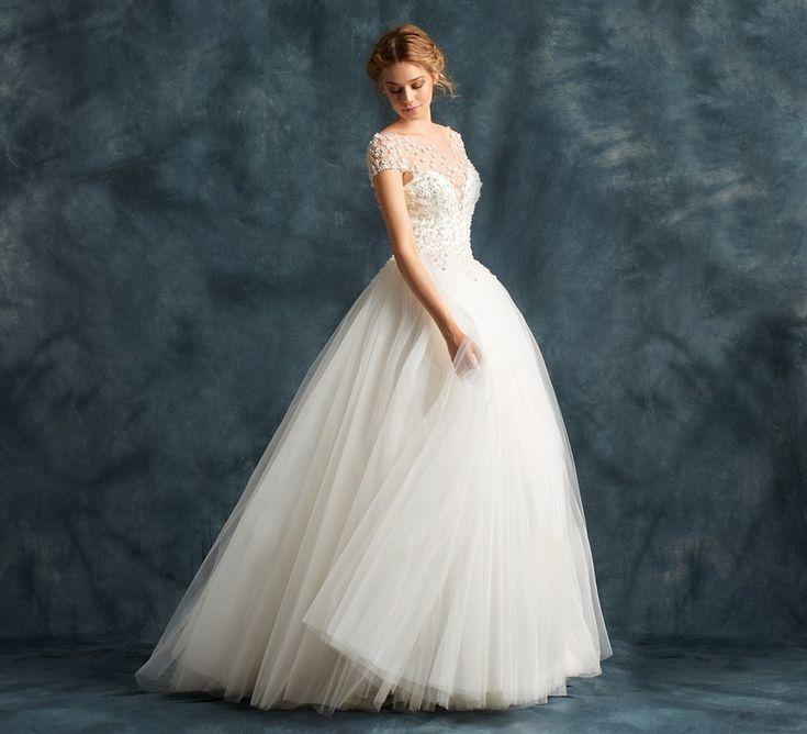 abiti da sposa 2017 Atelier Emè 52033  Sposalicious