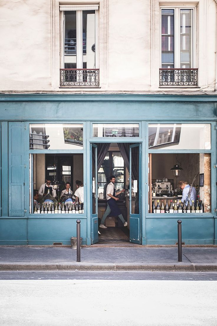 exterior of septime, paris, france | foodie travel + restaurants #storefronts
