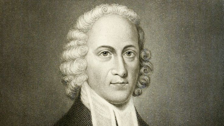 October 5, 1703 is the birthday of Jonathan Edwards. He died March 22, 1758 and was a prolific Calvinist theological writer. Many of his writings were later collected in the multi-volume book The Rational Biblical Theology of Jonathan Edwards, edited by John Gerstner. o o o Seed for Security,...