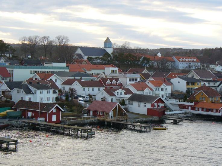 Langesund, Norway.