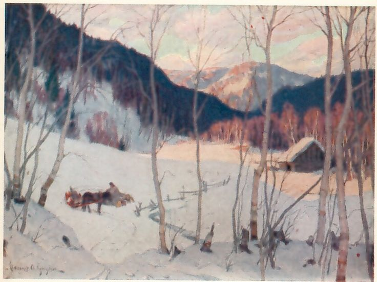 A Clearing - Clarence Gagnon