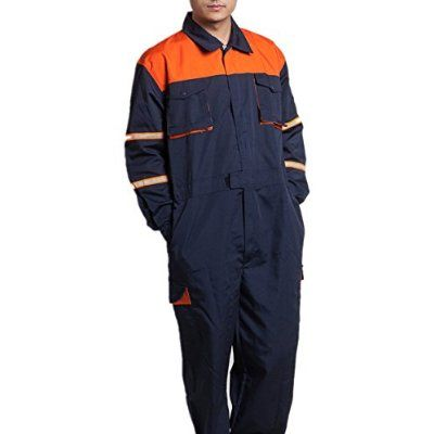 XinAndy Men's Work Coveralls Superior Quality Cotton