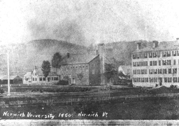 (1860) Norwich University - Vermont