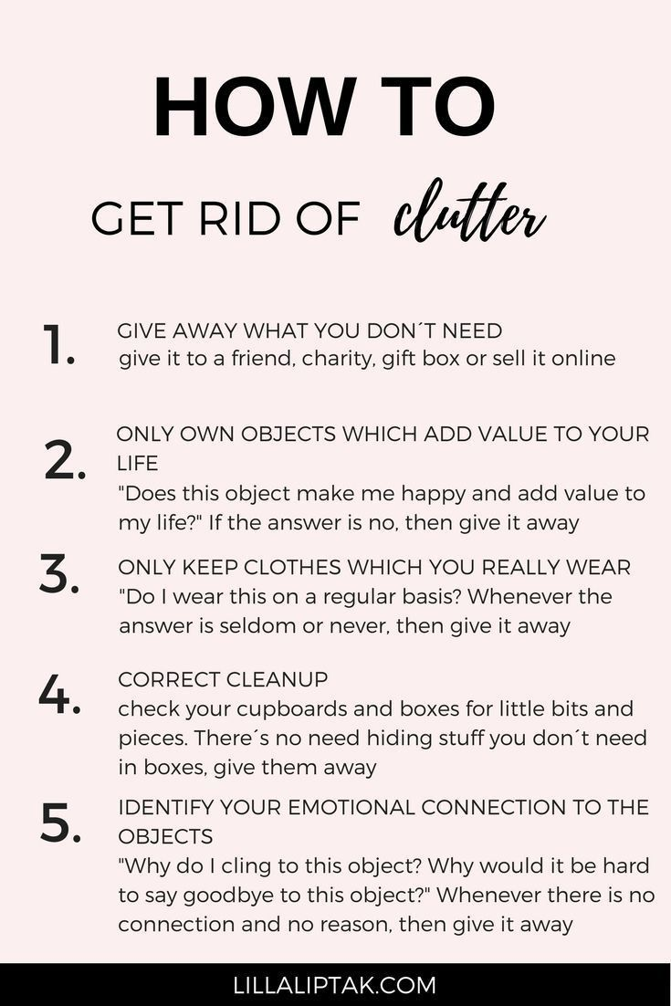 Pin By Marlene Katz On Organizing Decluttering In 2020 Getting Rid Of Clutter Declutter Declutter Your Home