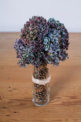 Do-It-Yourself: Dried Hydrangea Projects for Fall – Garden Design Blog