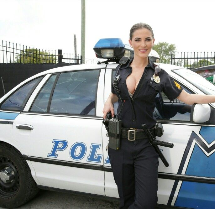 Molly jane police officer