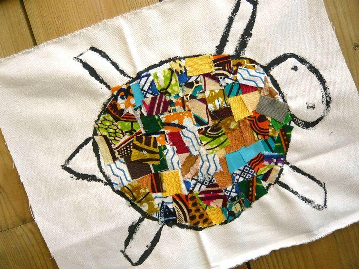 atelier loisirs creatifs enfants tissu