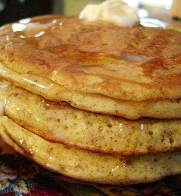 Jo and Sue: Single Serving Pancakes