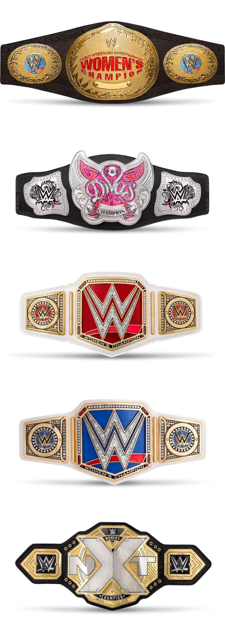All WWE Women's Title